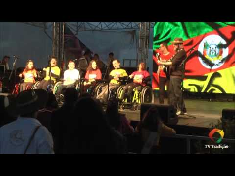 Tertúlia livre Coral Cerepal - Festejos Farroupilhas 2015