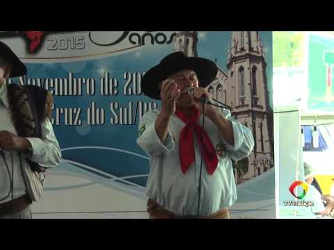 ENART 2015 - Trova Mi Maior de Gavetão - Luiz X José - Domingo