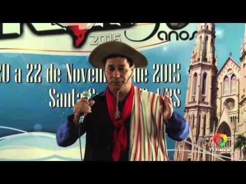 ENART 2015 - Trova Mi Maior de Gavetão - Jadir X Miguel - Domingo
