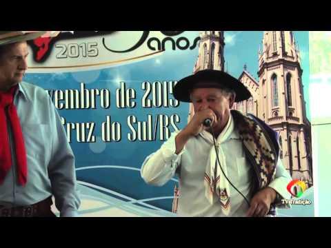 ENART 2015 - Trova de martelo - Luiz X Jorge - domingo