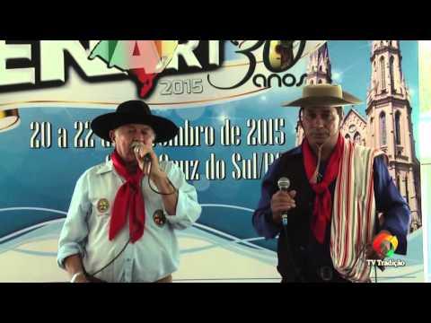 ENART 2015 - Trova de martelo - José X Miguel - domingo