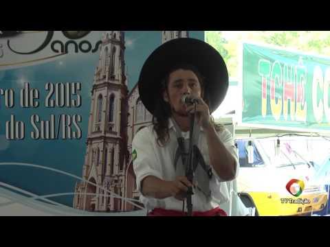 ENART 2015 - Trova Estilo Gildo de Freitas Aldori X José - Domingo