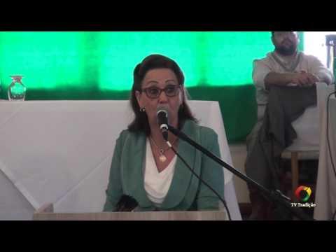 64º Congresso Tradicionalista Gaúcho - Comunicação - Gilda Galeazzi