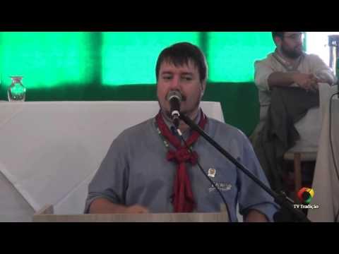 64º Congresso Tradicionalista Gaúcho - Comunicação - José Roberto Fischborn