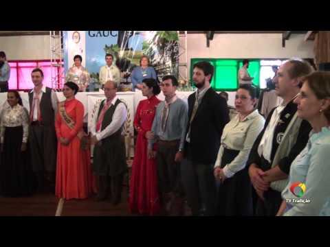 64º Congresso Tradicionalista Gaúcho - Formatura CFOR Avançado