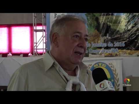 64º Congresso Tradicionalista Gaúcho - Entrevista João Mello