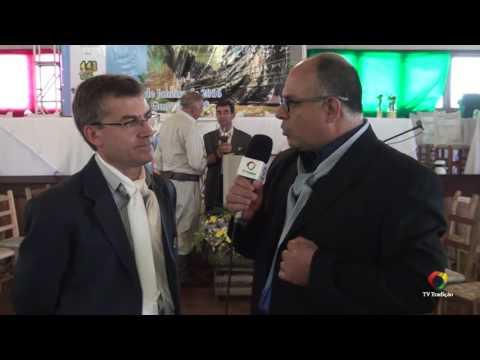64º Congresso Tradicionalista Gaúcho - Entrevista Nairoli Callegaro
