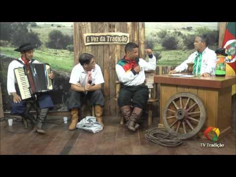 A Voz da Tradição 097 - Vitor Hugo Medeiros e Albeni Carmo de Oliveira