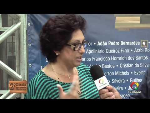 2º Esteio da Poesia Gaúcha - Entrevista: Joseti Gomes e Rosana Araujo