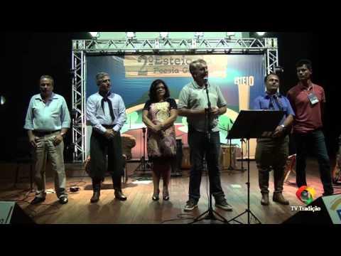 2º Esteio da Poesia Gaúcha - Abertura