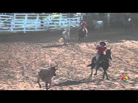 22º Rodeio do Conesul - Laço equipe - 5ª Rodada - Domingo