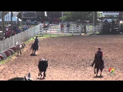 22º Rodeio do Conesul - Laço Guri - 5ª Rodada/Desempate - Domingo