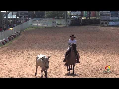 22º Rodeio do Conesul - Laço Veterano - 5ª Rodada/Desempate - Domingo