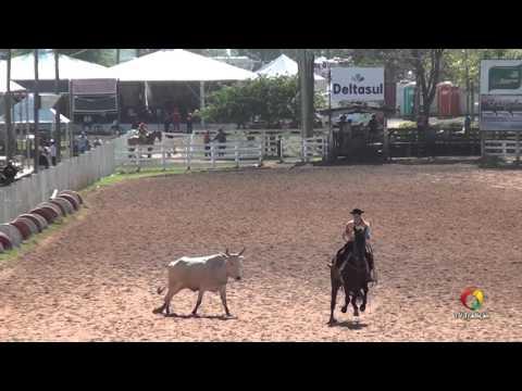 22º Rodeio do Conesul - Laço Guria - 5ª Rodada/Desempate - Domingo
