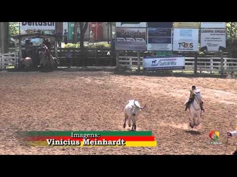 22º Rodeio do Conesul - Laço Menina - 5ª Rodada/Desempate - Domingo