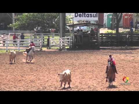 22º Rodeio do Conesul - Laço Piá - 5ª Rodada/Desempate - Domingo