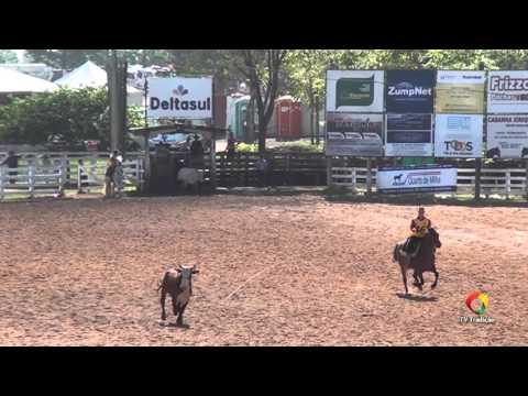 22º Rodeio do Conesul - Laço Prenda - 5ª Rodada/Desempate - Domingo