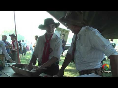 Johnny Vanzo - 25ªRT - Guri - Campeira - 28º Entrevero Cultural de Peões