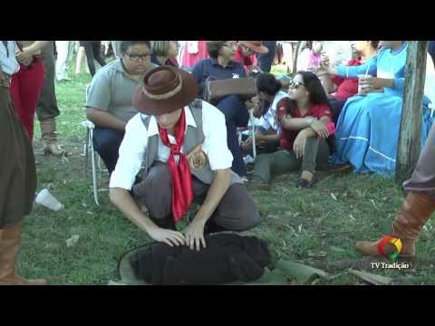 Willmar Gleiser Schmidt Binsfeld - 28ªRT - Guri - Campeira - 28º Entrevero Cultural de Peões