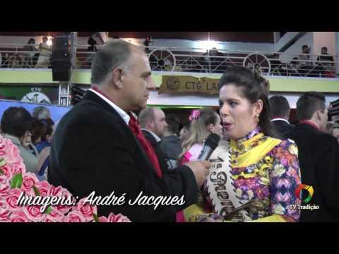 Entrevista: Roberta Barbosa Rodrigues Jacinto - 46ª Ciranda de Prendas