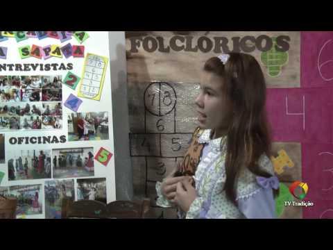 Carolina Gehres Moraes - Mostra Folclórica - 46ª Ciranda de Prendas