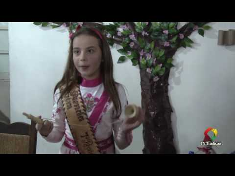 Nicoly Chimento - Mostra Folclórica - 46ª Ciranda de Prendas