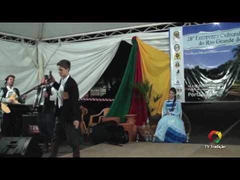 Luis Henrique Pasche - 7ªRT - Guri - Prova oral e artística - 28º Entrevero Cultural de Peões
