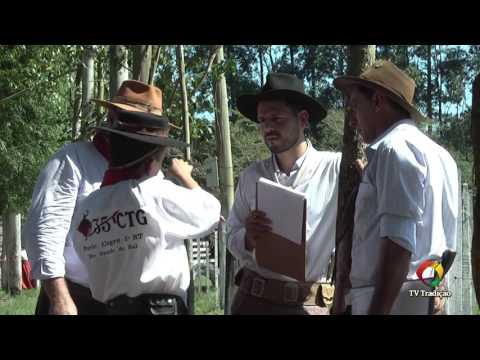 Roger Gabriel Matias Guedes - 1ªRT - Guri - Campeira - 28º Entrevero Cultural de Peões