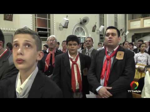 Missa Crioula - 28º Entrevero Cultural de Peões