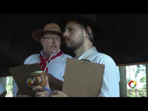 Raú Woloski Tarnowski - 16ªRT - Guri - Campeira - 28º Entrevero Cultural de Peões