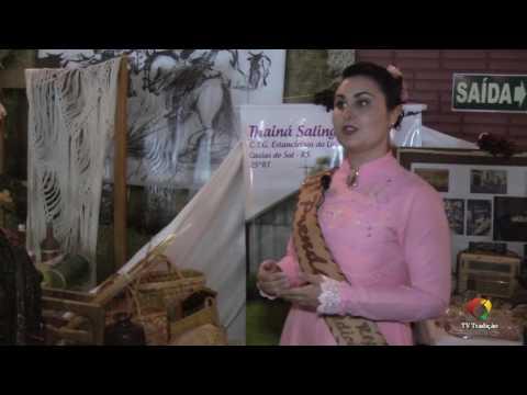 Thaina Saling Alves - 25ªRT - Mostra - 46ª Ciranda Cultural de Prendas