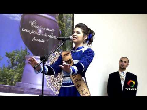 Paula Vitória Rosa da Silva 9ªRT - Artística - 46ª Ciranda Cultural de Prendas