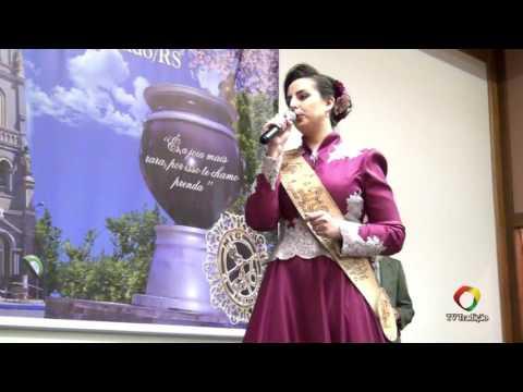 Regina Guglielmin Perufo - 11ªRT - Artística - 46ª Ciranda Cultural de Prendas