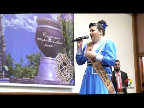 Carolina dos Santos Peixoto - 12ªRT - Artística - 46ª Ciranda Cultural de Prendas