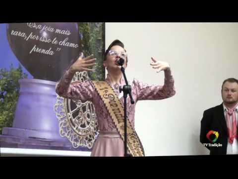 Bruna Luísa Bertoldi  - 30ªRT - Artística - 46ª Ciranda Cultural de Prendas