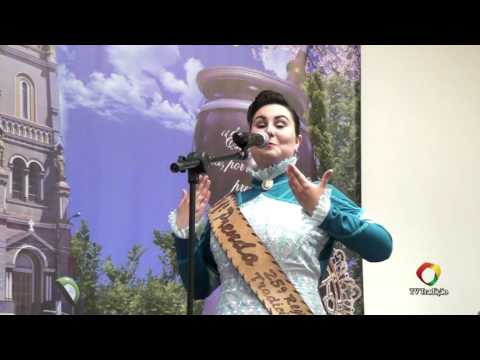 Thainá Saling Alves - 25ªRT - Artística - 46ª Ciranda Cultural de Prendas