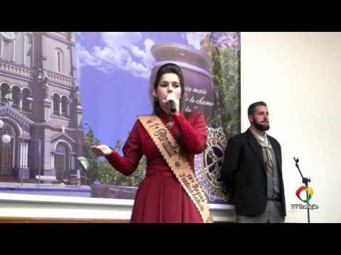 Roberta Barbosa Rodrigues Jacinto - 18ªRT - Artística - 46ª Ciranda Cultural de Prendas