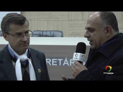 Homenagem ao MTG e à 30ªRT - Entrevista: Nairioli Callegaro