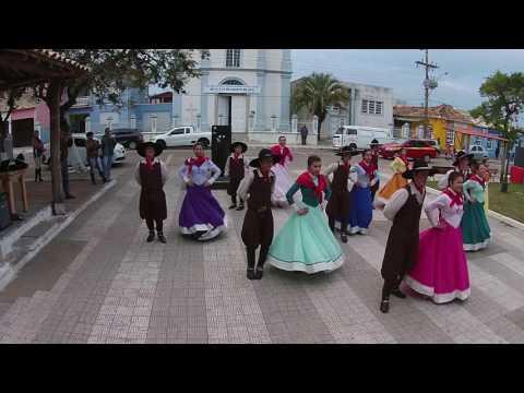 Institucional cidade de Mostardas - cidade da Chama Crioula 2017