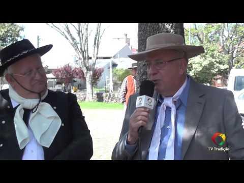 Congresso Internacional  da Tradição Gaúcha - Entrevista: Manolo