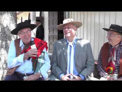 Congresso Internacional da Tradição Gaúcha - Entrevista: Jorge Alves e Daniel Rojas
