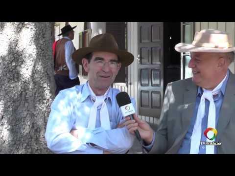 Congresso Internacional da Tradição Gaúcha - Entrevista: Antenor Rizzi e Manoelito Savaris