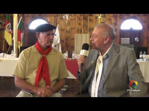 Congresso Internacional da Tradição Gaúcha - Entrevista: Jatir Delazeri