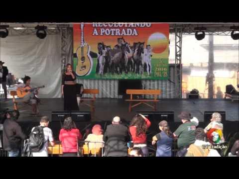 RECULUTANDO A POTRADA - CAROLINE MACEDO