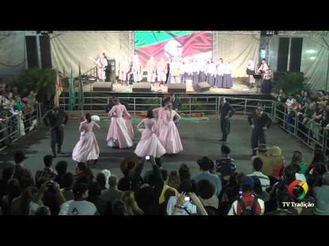 Festejos Farroupilha de Porto Alegre 2014 - Coral Vozes da Porteira