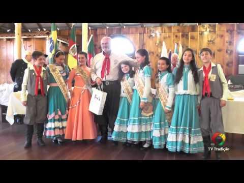 Congresso Internacional  da Tradição Gaúcha - Homenagens e pronunciamentos