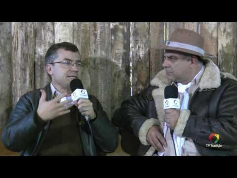 Festejos Farroupilhas de Porto Alegre 2016 - Entrevista: Nairioli Callegaro