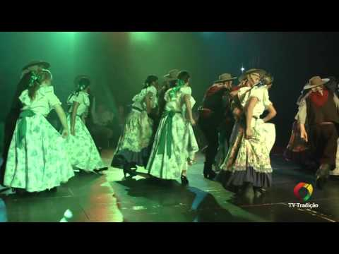 1ª Inter-Regional do ENART 2016 - Ballet Municipal de Uruguaiana