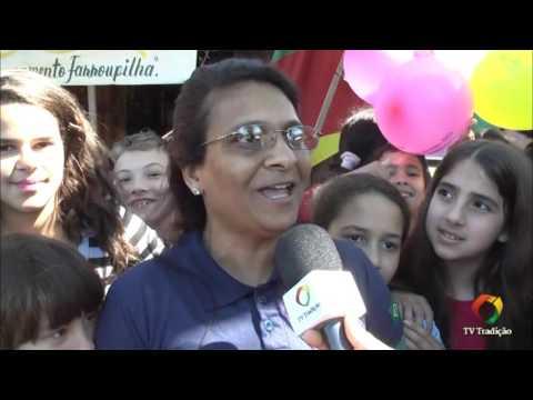Festejos Farroupilhas de Porto Alegre 2016 - Piquete potro xucro