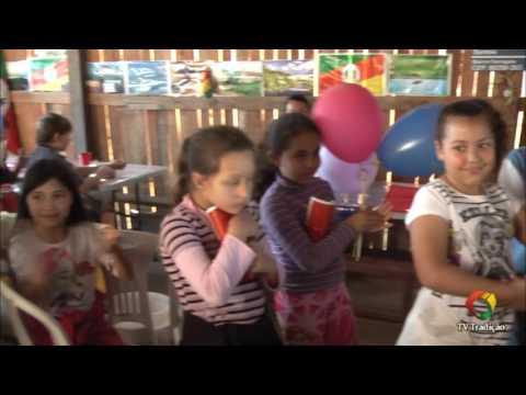 Festejos Farroupilhas de Porto Alegre 2016 - Piquete panela de gancho